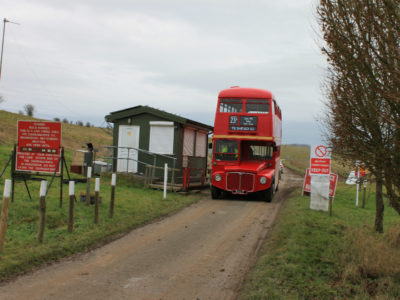 Routemaster escapes Salisbury