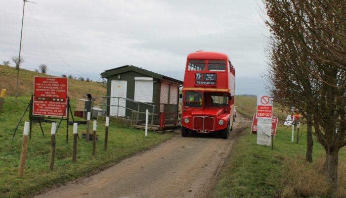 Routemaster escapes Salisbury