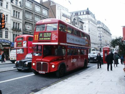 London bus 311