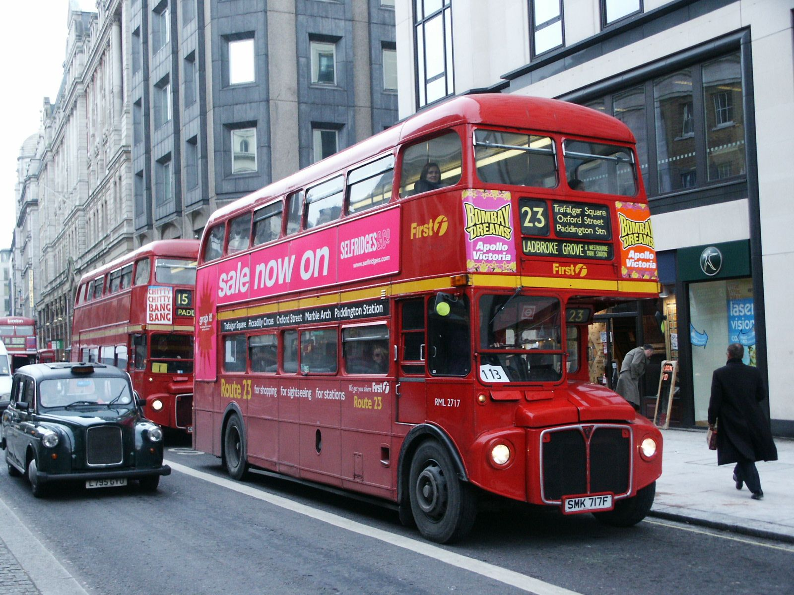 #AYearOfBuses 230: Hammersmith – Westbourne Park