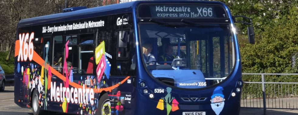 Metrocentre X66
