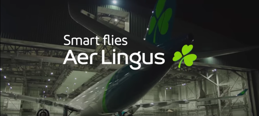 Introducing the new look for Aer Lingus