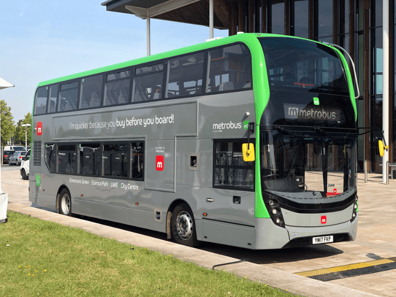#AYearOfBuses 33: m3 Emersons Green – Bristol
