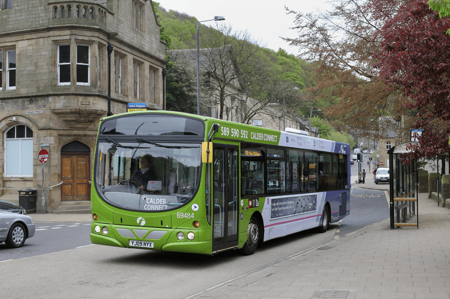 #AYearOfBuses 89: Calder Connect Rochdale – Burnley