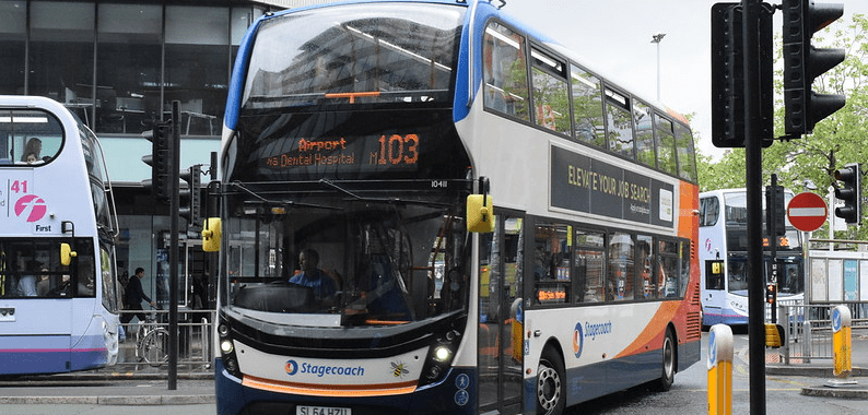 Stagecoach 103
