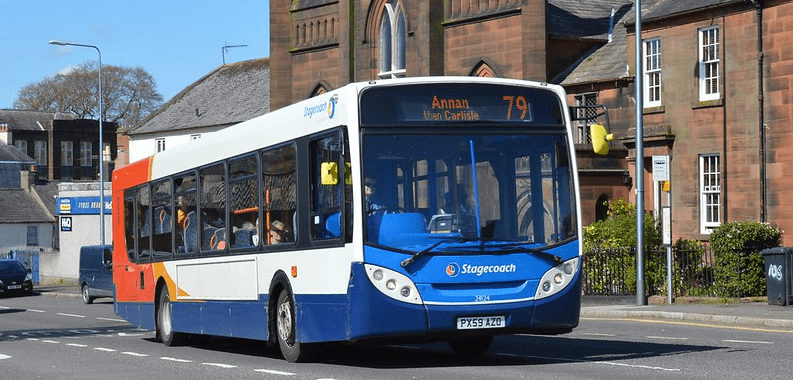 Stagecoach bus 79