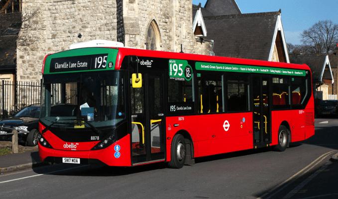 Bus route 195