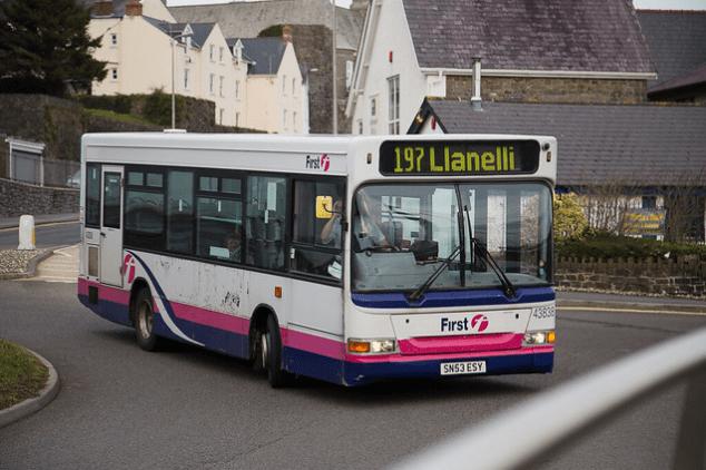 #AYearOfBuses 197: Llanelli – Carmarthen