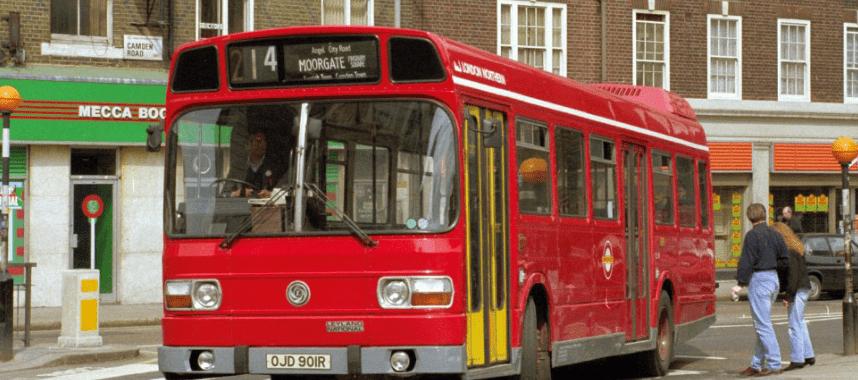 London bus 214