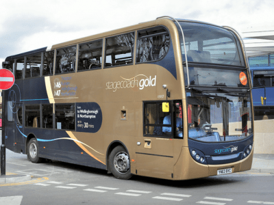 Stagecoach Gold X46