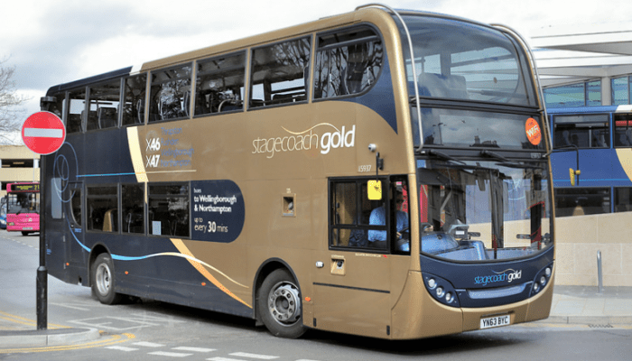 Stagecoach Gold X46