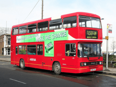 London bus 249
