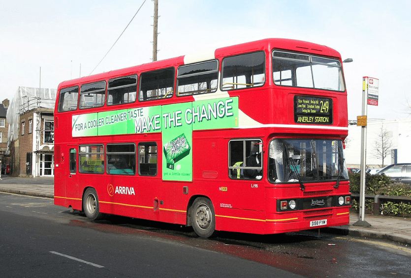 #AYearOfBuses 249: Clapham Common – Anerley