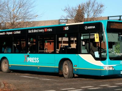 Arriva Midlands X65