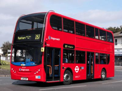 London bus 287