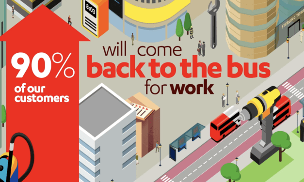 Transdev launches #BACKTOBUS campaign