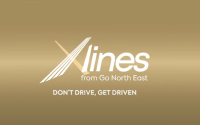 'Don't drive, get driven' says Go North East in latest ad
