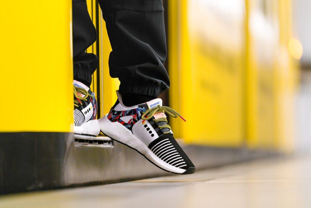 BVG's bespoke sneakers