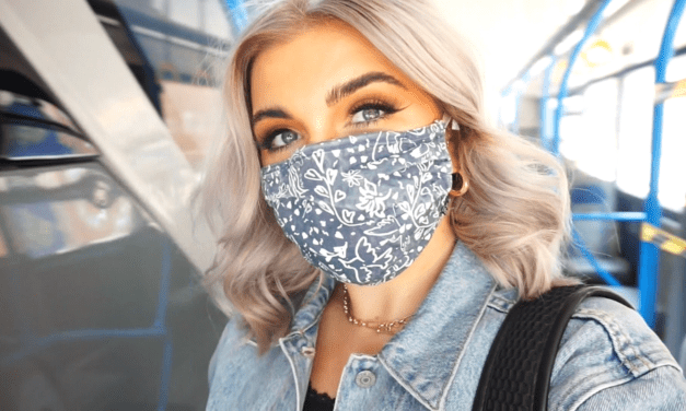 How to do face mask makeup –  Stagecoach teams up with Hartyyy