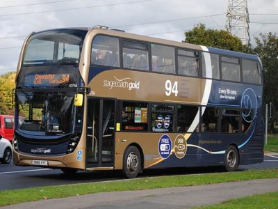 Stagecoach Gold 94