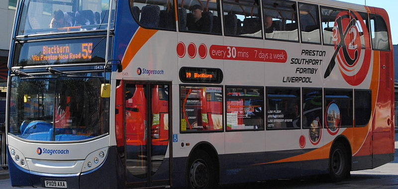 Stagecoach MCSL