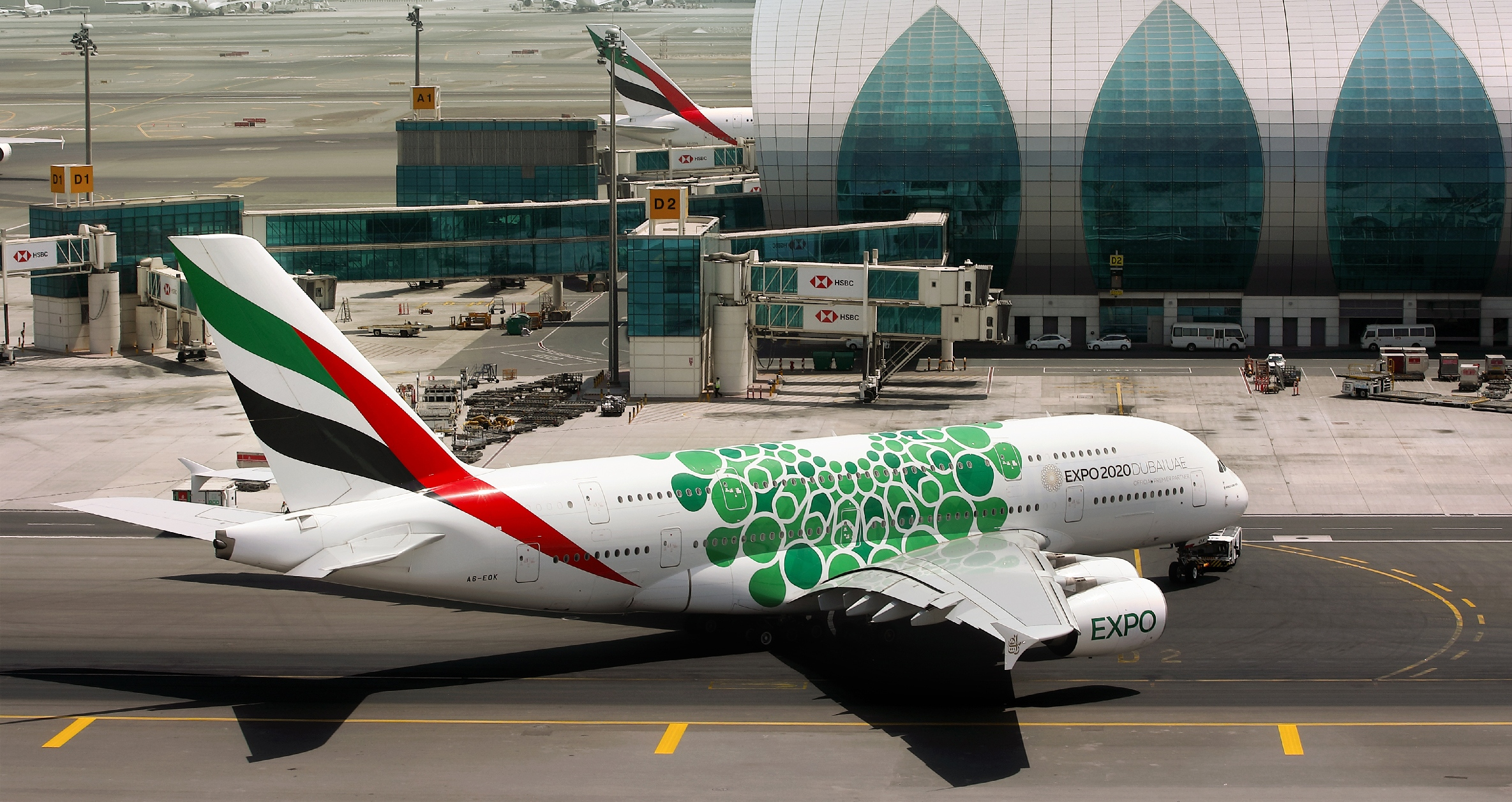 Sustainability A380