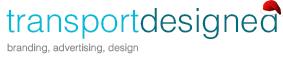 Transportdesigned logo.