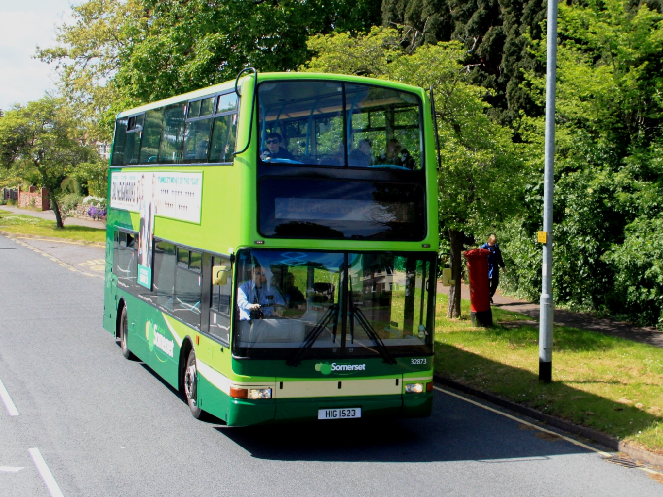 Buses of Somerset