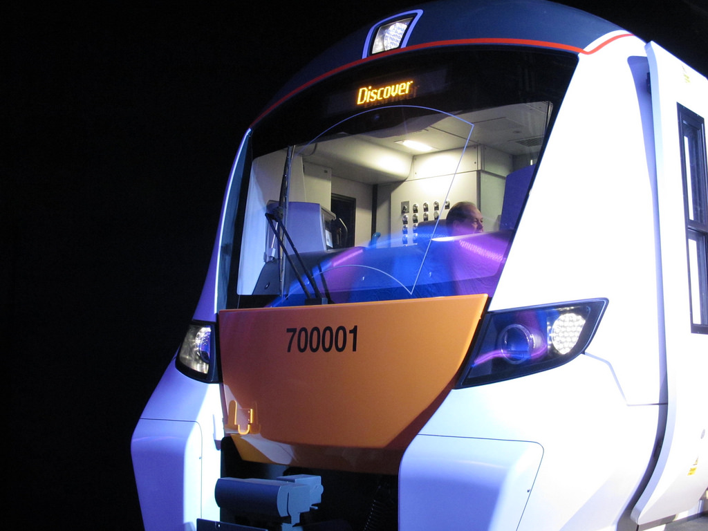 Govia will use Siemens Class 700 rolling stock on the new Thameslink franchise. Image credit: London SE1 on Flickr.