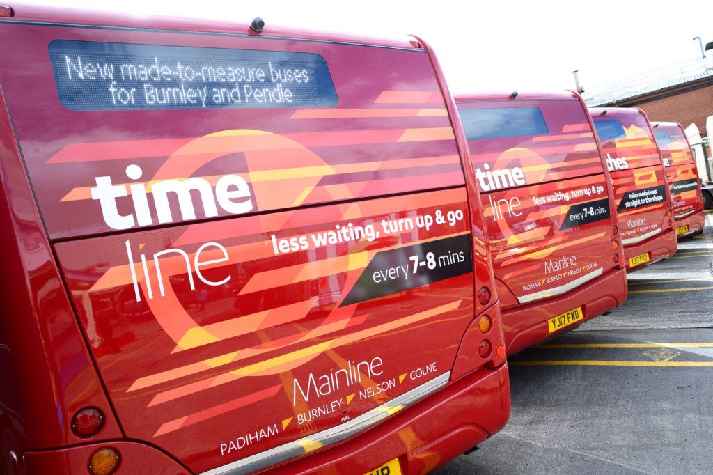 The Big Burnley Bus Bash 7474