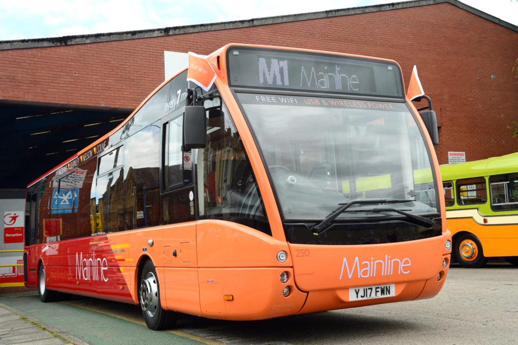 The Big Burnley Bus Bash 7515
