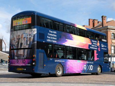 X9 bus