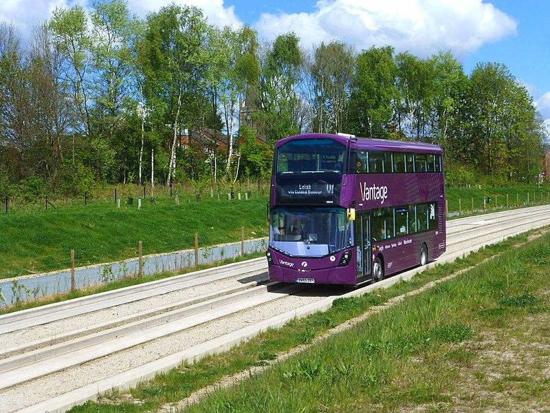 #AYearOfBuses 239: Vantage Manchester – Atherton & Leigh