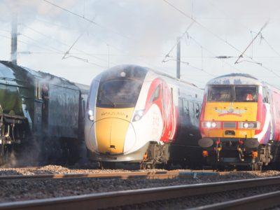 Four trains, four generations
