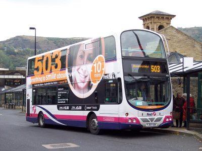 First bus 503