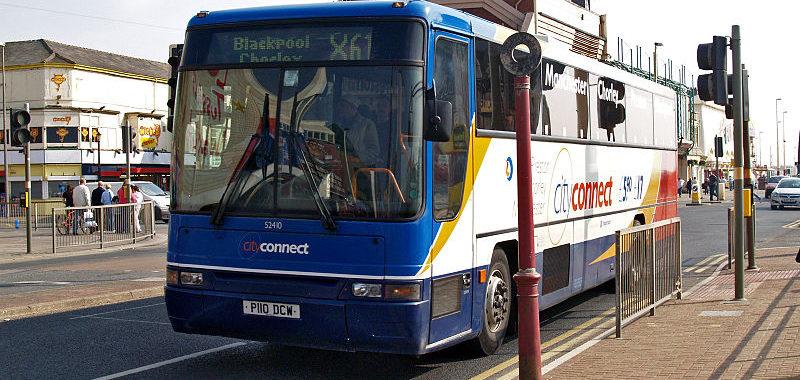 X61 coach