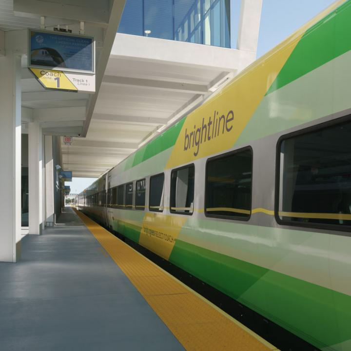 Green Brightline