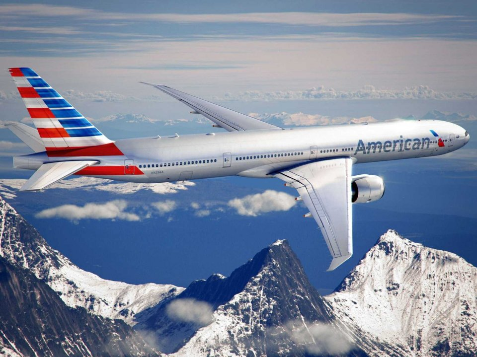 American Airlines gets a new look