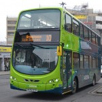 Arriva North West hybrid