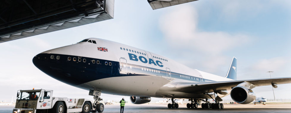 BOAC 747