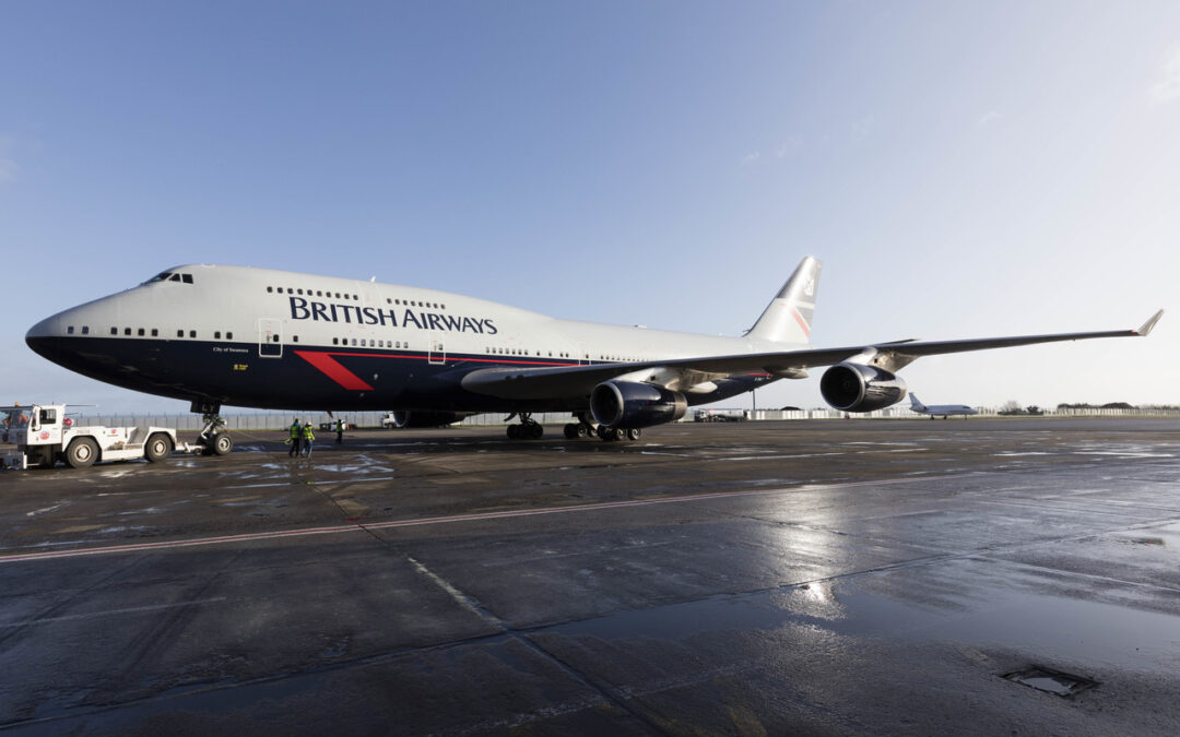 Queen of the Skies saved for future generations