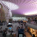 King's Cross - new concourse