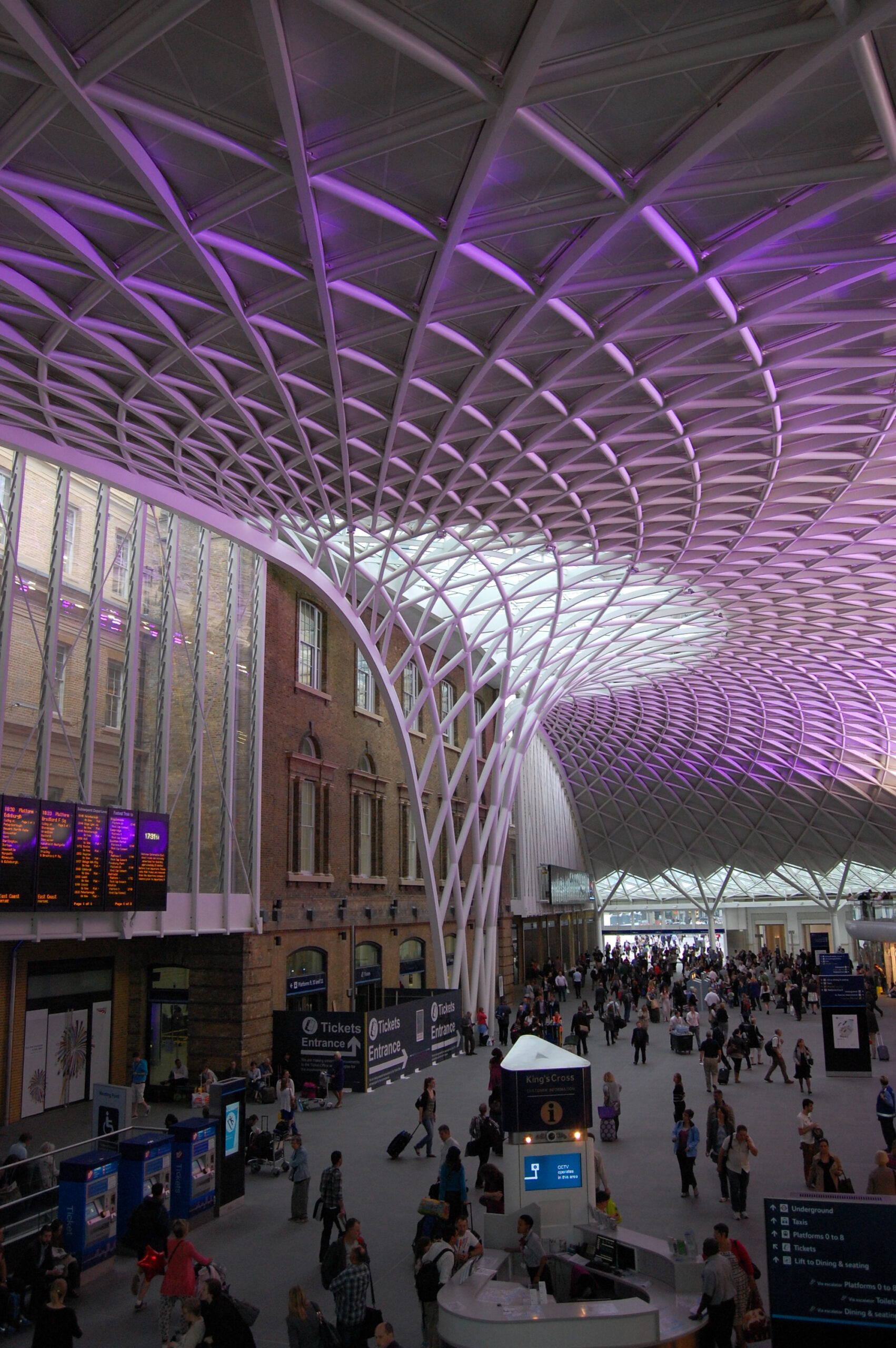 The transformation of King's Cross