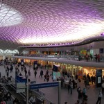 King's Cross - upper levels