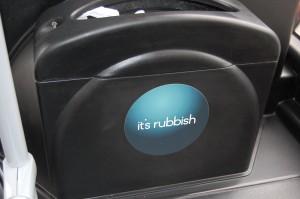 it's rubbish