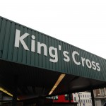 King's Cross - the old canopy