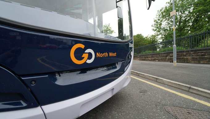 Go North West logo