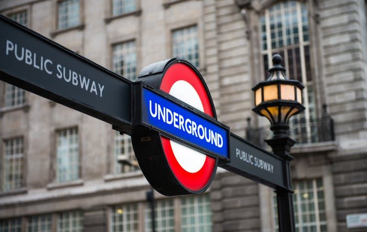 A hundred years of Johnston – the iconic typeface of the London Underground