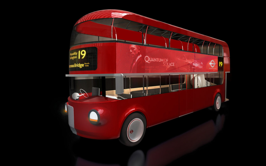 Foster and Partners Routemaster