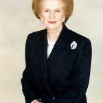 Baroness Thatcher, 1925 - 2013.